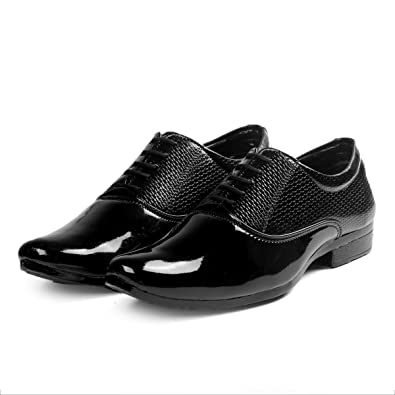 super specials low priced extremely unique Digitrendzz Men's Formal Shining Shoes