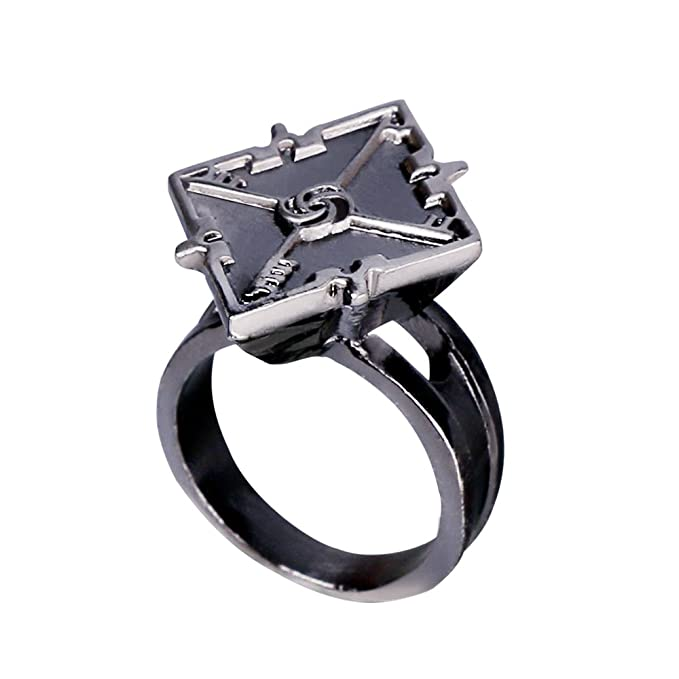Annecos Dishonored 2 Emily Kaldwin Ring Zinc Alloy Replica Ring