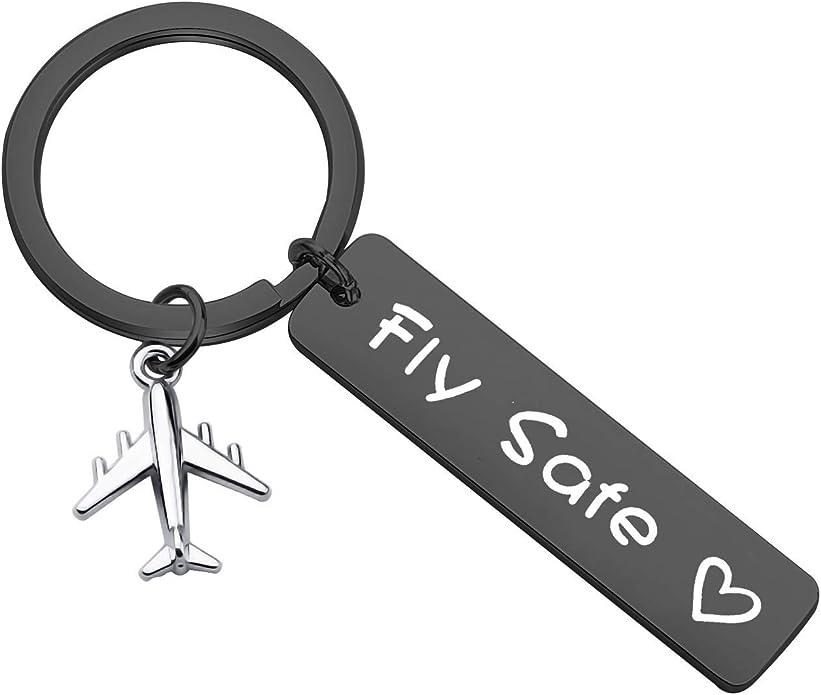 MAOFAED Pilot Gift Poilt/'s Prayer Wallet Card Flight Attendant Gift Pilot Graduation Gift Future Pilot Gift New Pilot Gift