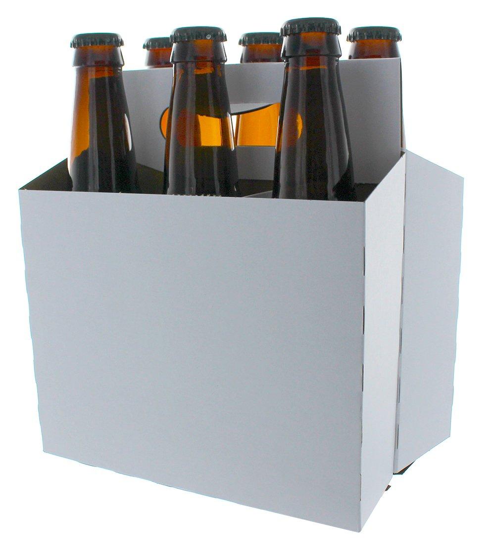 Amazon.com: 6 Pack Bottle Carrier: Beer Bottling Equipment: Kitchen ...