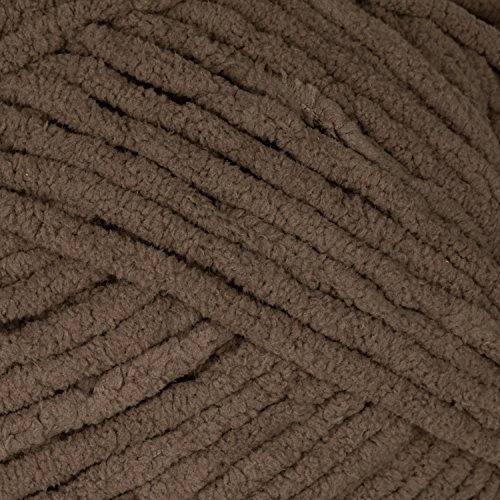 (Bernat Blanket Big Ball Yarn (10029) Taupe)
