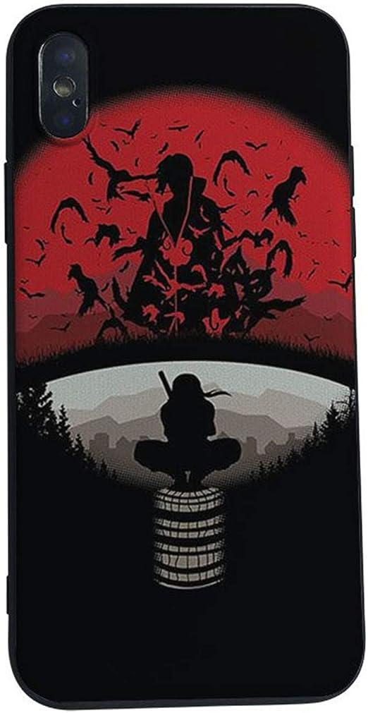 Coque iPhone - Naruto Shippuden Uchiha Itachi Clan, For iphone 7 8 ...