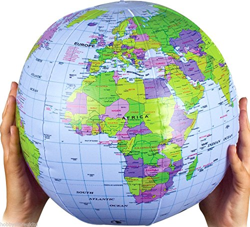 World Map And Globe Amazoncom - Globe world map