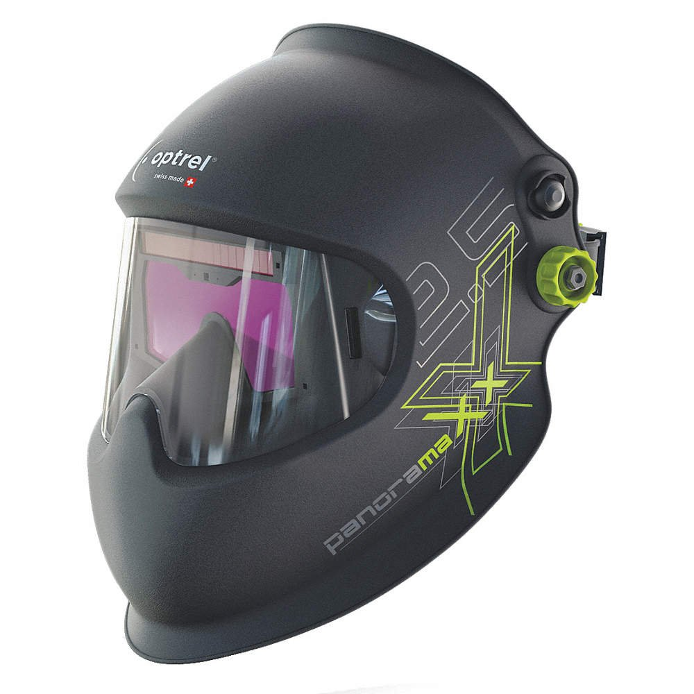 Optrel Panoramaxx Auto Darkening Welding Helmet Black #1010.000 by Optrel (Image #1)