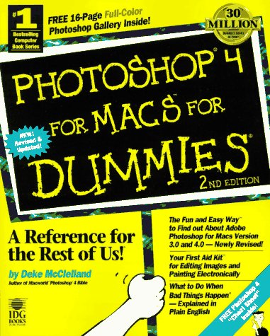 BEST Photoshop? 4 for Macs? For Dummies? P.D.F