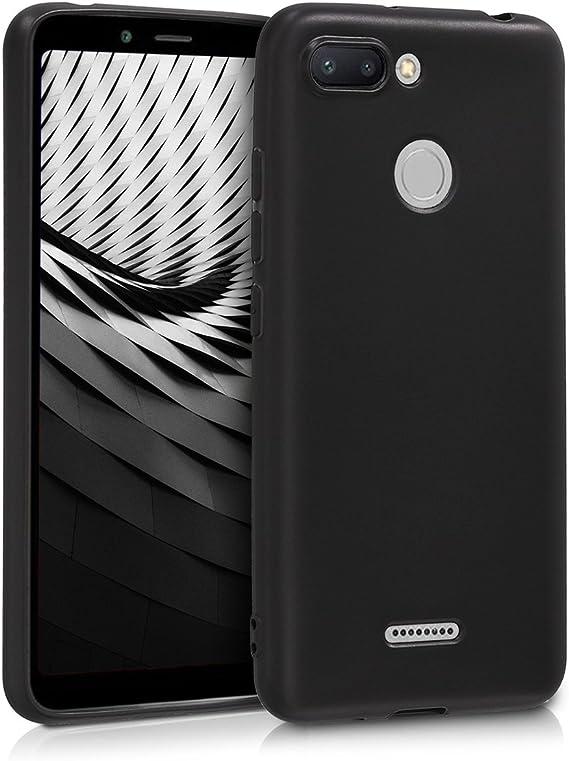 kwmobile Funda Compatible con Xiaomi Redmi 6: Amazon.es: Electrónica