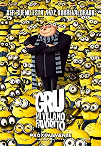 Gru, Mi villano favorito + 3D [Blu-ray]