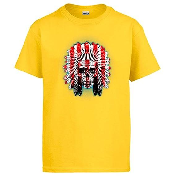 Diver Camisetas Camiseta Atlético de Madrid Indio: Amazon.es: Ropa y accesorios