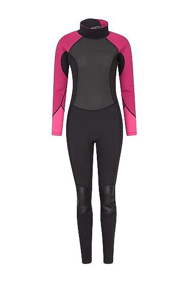c4bec7c788 Mountain Warehouse Womens Full Wetsuit - Contour Fit