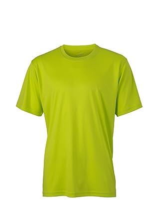JN358 Mens Active-T Shirt T-Shirt Herren James & Nicholson, Farbe:
