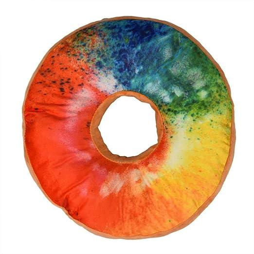Doughnut Almohada de algodón PP con Forma de Donut ...