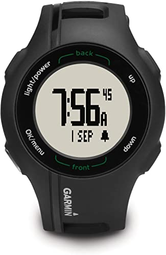 Garmin Approach S1 GPS Golf Watch Preloaded with US Courses Discontinued by Manufacturer