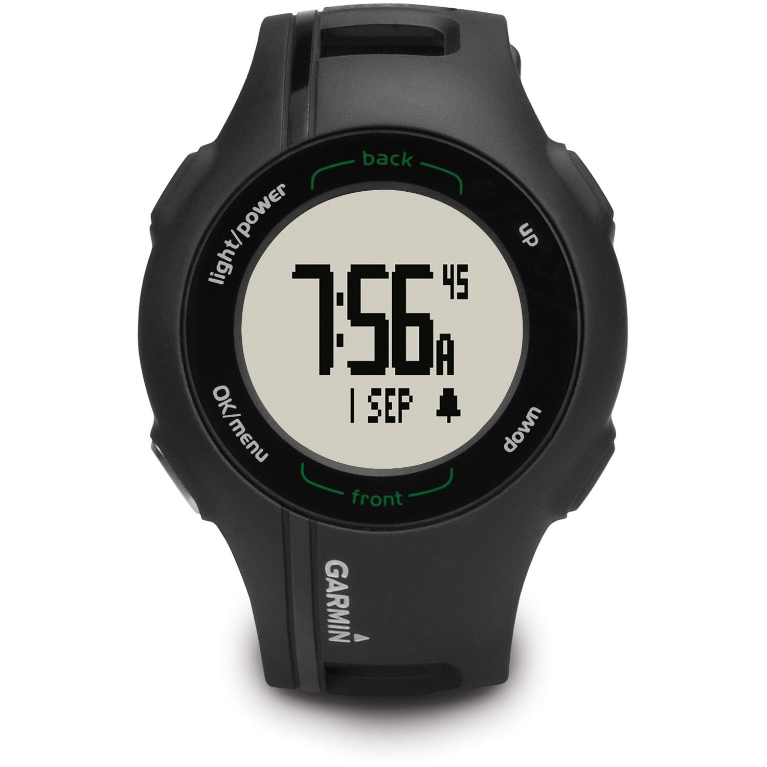 Amazon Com Garmin Approach S Gps Golf Watch Preloaded With Us Courses Discontinued By Manufacturer Cell Phones Accessories