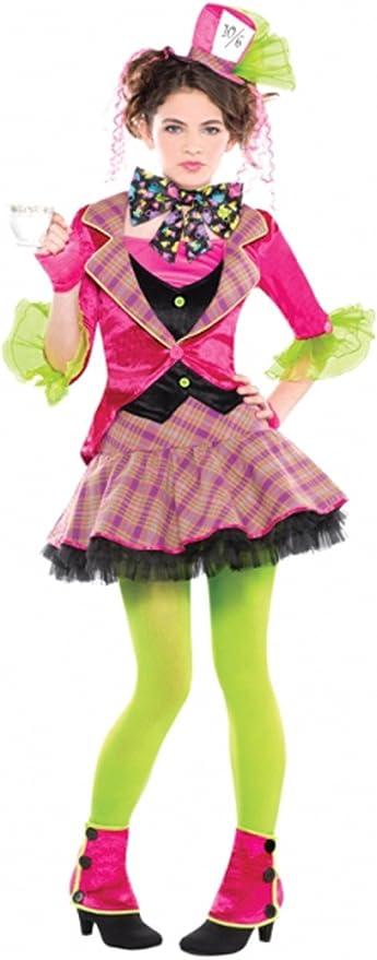 Christys - Disfraz el Sombrerero Loco para niñas de 12-14 años (997663): Amazon.es: Juguetes y juegos