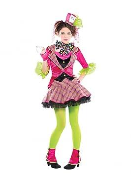 Christys - Disfraz el Sombrerero Loco para niñas de 16 años (997664)