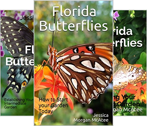 Florida Butterflies (4 Book Series)