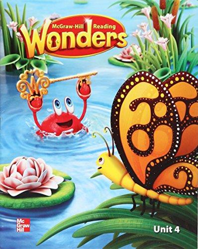 Reading Wonders Reading/Writing Workshop Volume 4 Grade K (ELEMENTARY CORE READING)