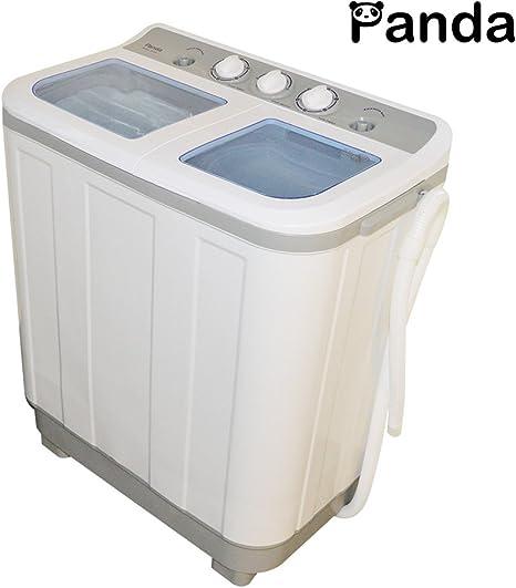 Panda 10 lbs Portable Twin Tub lavadora: Amazon.es: Grandes ...
