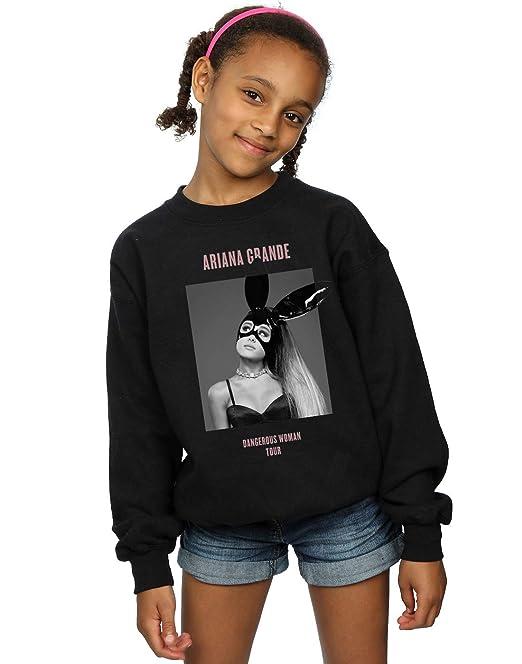 e7d99468 Absolute Cult Ariana Grande Niñas Dangerous Woman Camisa De Entrenamiento