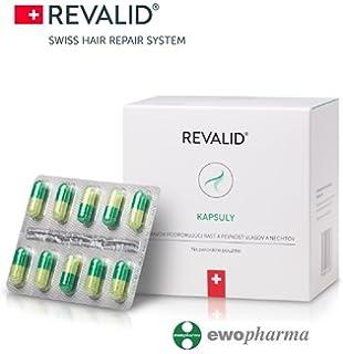 Pérdida de Cabello- Revalida 90 cápsulas - Para un Nuevo Crecimiento y un Cabello Saludable