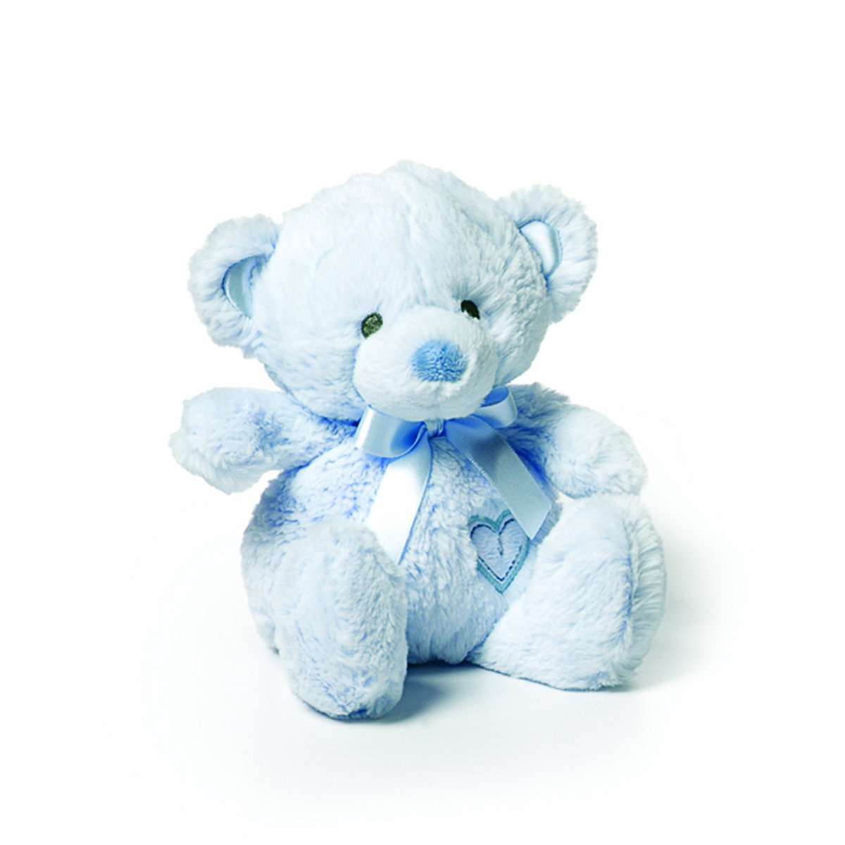 Amazon Com Nat And Jules Blue Bear Plush Toy Small Baby