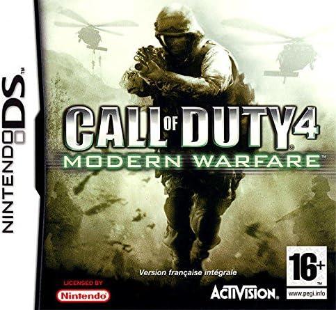 Call of Duty Modern Warfare 4 [Nintendo] [Nintendo DS] [Importado de Francia]: Amazon.es: Videojuegos
