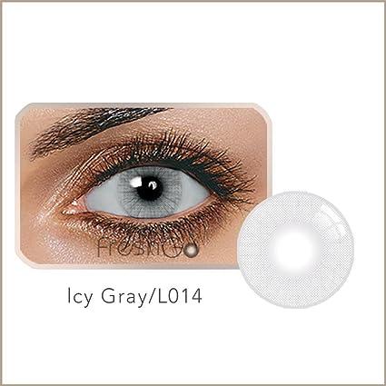 c9a604cf3d Ncient Lentillas Colores 1 Año Suave, Lentes de Contacto Cosplay Ojos  Maquillaje