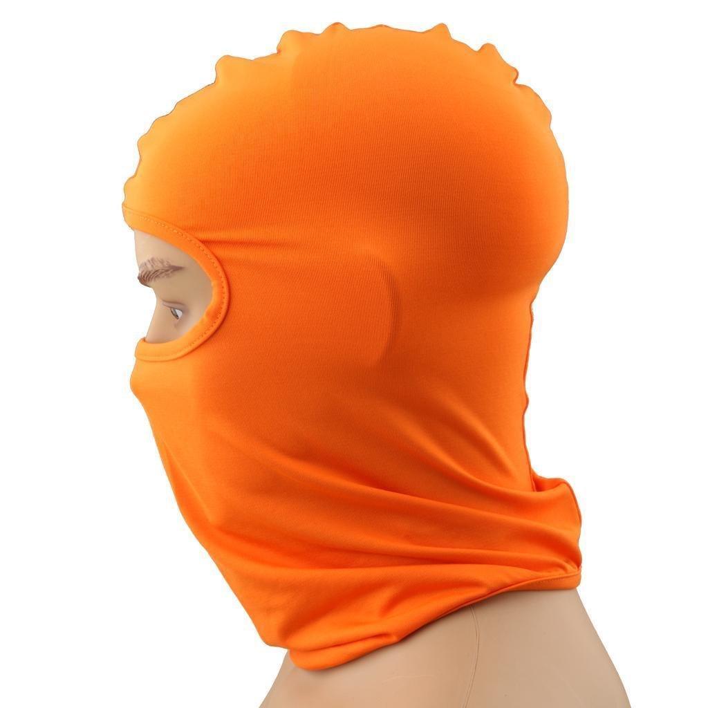 FidgetGear 50Pcs/lots Motorcycle Motorbike Scooter Balaclava Under Helmet anti-UV Full Face Mask by  (Image #4)