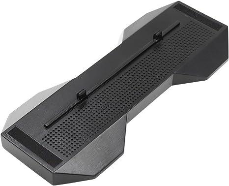 YockTec Xbox One X Soporte vertical, soporte de enfriamiento, soporte para Controller/Consola con tapete antideslizante, para Xbox One X Consola/Controller: Amazon.es: Videojuegos