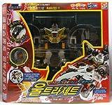 TAKARA TOMY - Transformers Galaxy Force (Cybertron) GC-22 Sonic Bomber (Wing Saber) - (Korean Version)