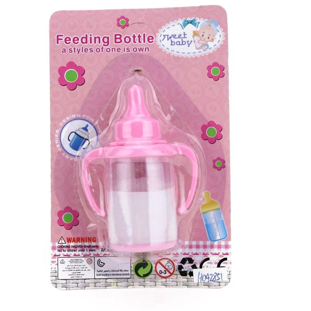 Reborn Baby Doll Accessories Magic Feeding Bottles Baby Doll Birthday Gifts
