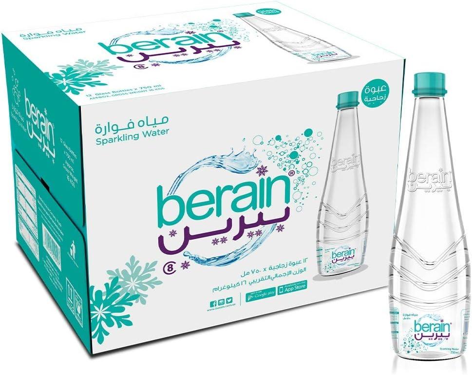 سعر بيرين عبوة مياه مقاس 12 750 ملليلتر فى السعودية بواسطة امازون السعودية كان بكام