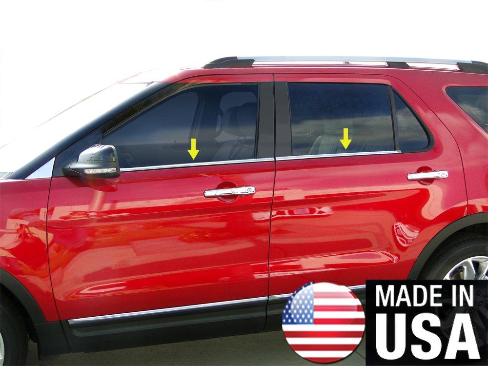 NAGD Fits 2007-2014 Toyota FJ Cruiser Driver Left Side Rear Quarter Glass Quarter Window