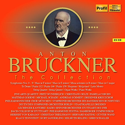 (Anton Bruckner - The Collection)