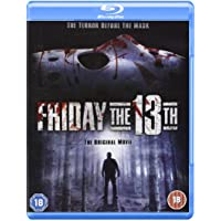 Friday the 13th: The Original Movie (Slipcase Packaging + Region Free + Fully Packaged Import)