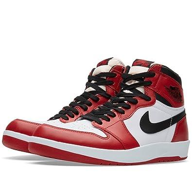 the latest 87a15 ce393 Nike Mens Air Jordan 1 High The Return 1.5