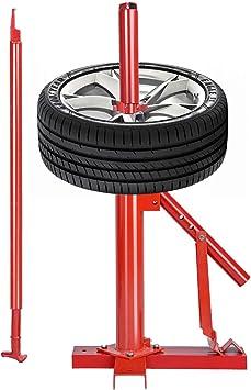 Portable Sport Motorcycle Wheel Bead Breaker Garage Tire Changer