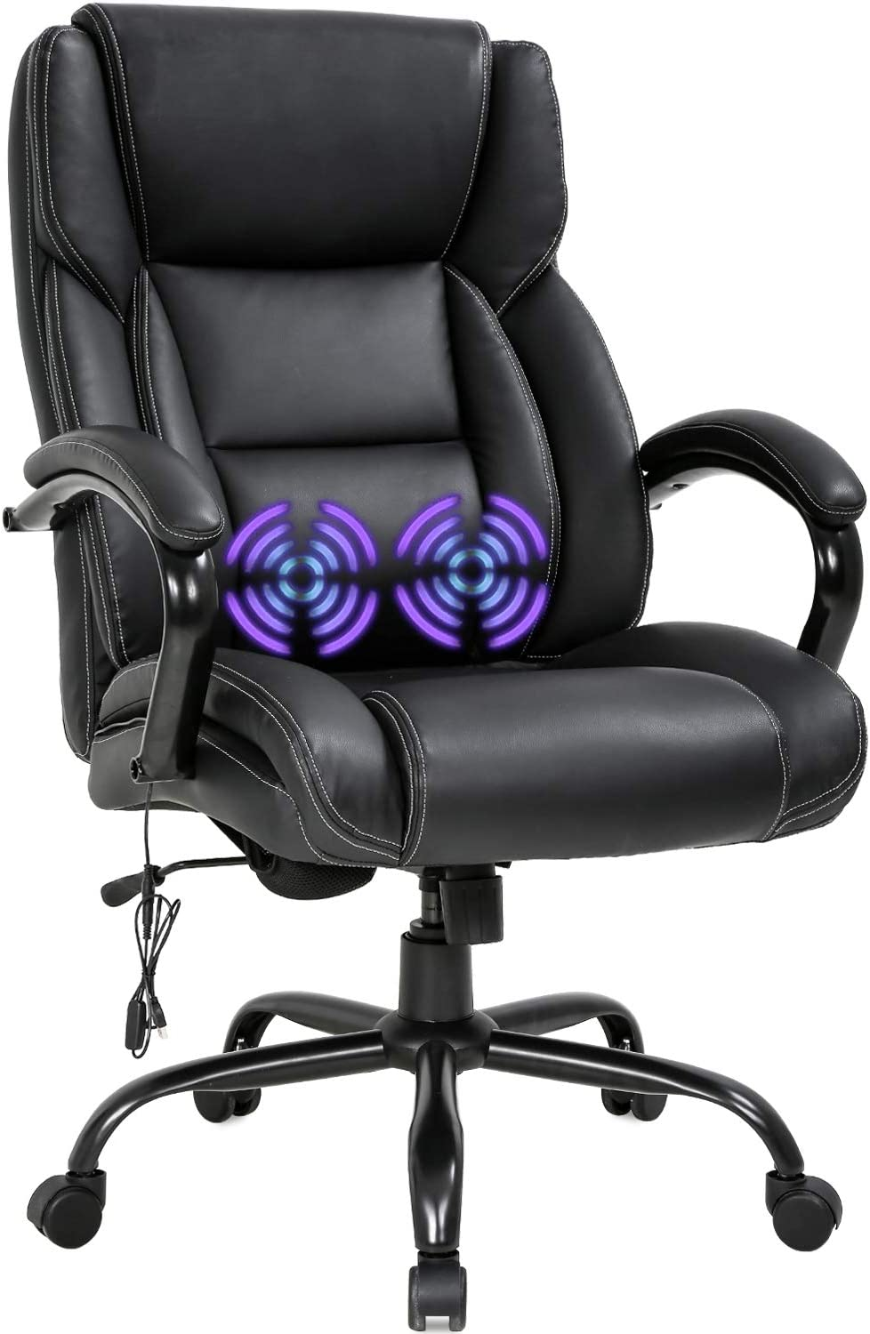 Big and Tall 500 lbs office chair