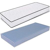 MiaSuite matrasses, Blanc, 80x 160x 18cm