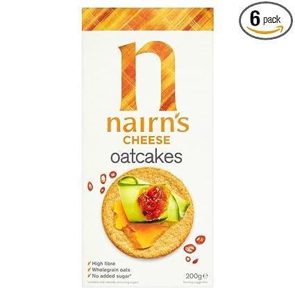 Nairn del Queso stockans, cajas 7.1-ounce (Pack de 6 ...