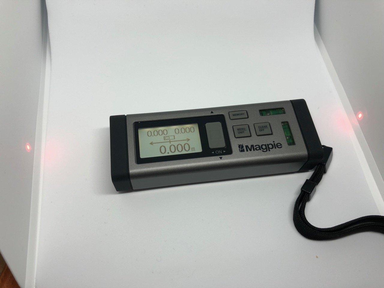 Kaleas Profi Laser Entfernungsmesser Ldm 500 60 Preis : Magpie vh 80 der erste beidseitige laser entfernungsmesser