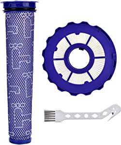 Anicell Vacuum Filter Replacement for Dyson DC40,with Hepa Post-Motor Filter & Pre-Motor Filter, Animal Complete Exclusive Total Clean Vacuum Cleaners.Compatible Part#923587-02