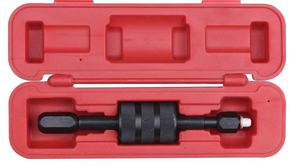 SUPERCRAZY Diesel Injector Extractor Puller Tool For BOSCH DELPHI M8 M12 M14 Adaptors SC0018 SUPER TOOLS