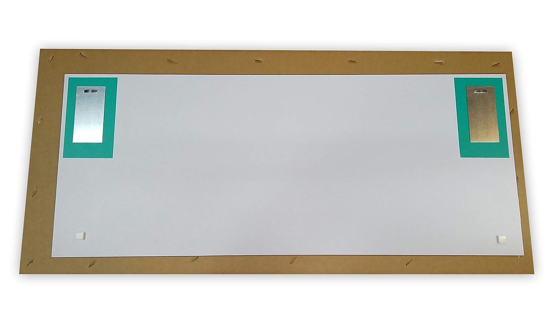 GlassArtist Mantiburi 62139086 Tableau Mural en Verre tremp/é Motif n/°80 x 30 cm