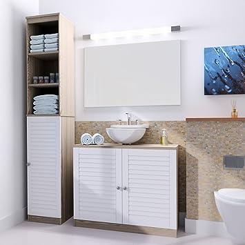 Meuble sous lavabo pour tous les lavabos courants Meuble salle de