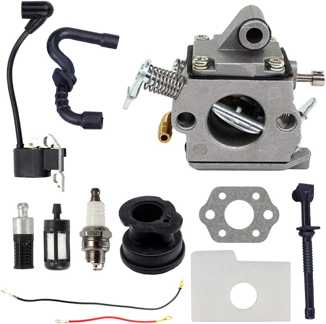Carburetor Carb Replacement Parts for STIHL MS170 MS180 017 018 Chainsaw