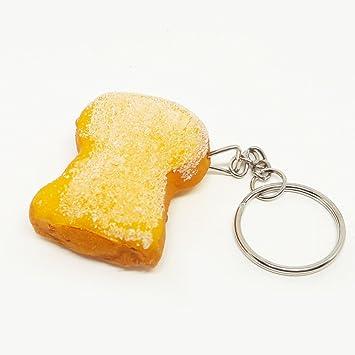 doughstick y tostadas llavero alimentos Squishy favoritos ...