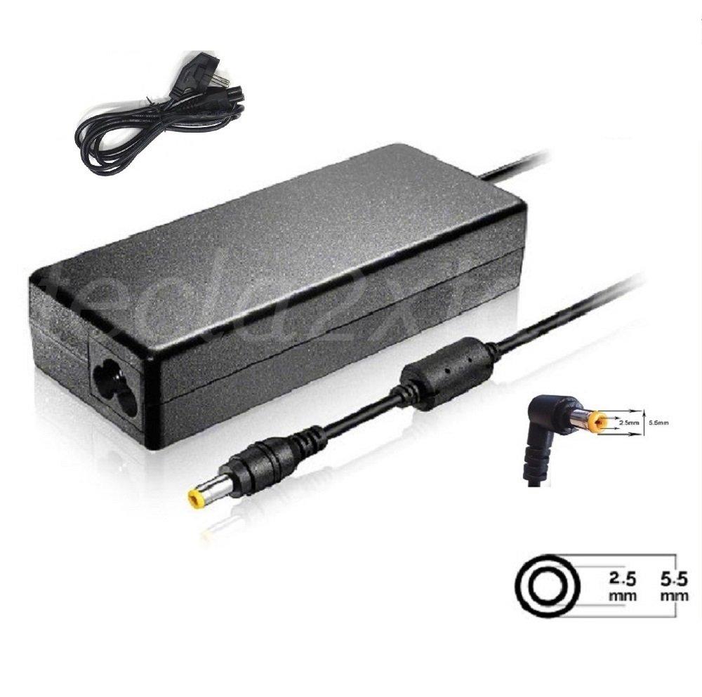 IFINGER Cargador Adaptador Toshiba DE 19V 4.74A 5.5 2.5 90W 19V ...
