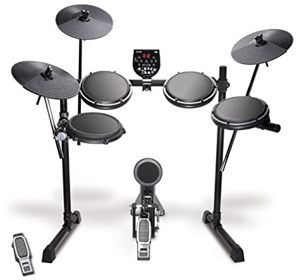 Alesis DM6 USB Kit Five-Piece Electronic Drum Set(Black)