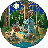 Tire Cover Central Bear The Heist Stealing Campers Fish Spare Tire Cover for 225/75r16 fits Camper, Jeep, RV, Scamp Trailer (225/75r16